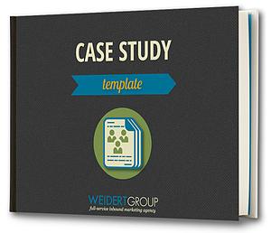 B2B case study template