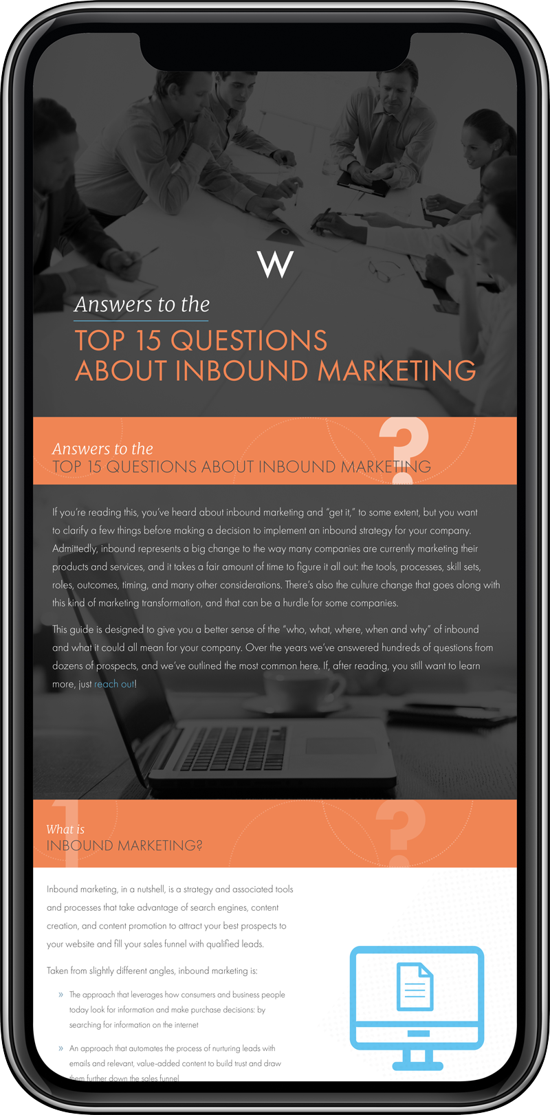 Answers to the Top 15 Questions About Inbound Marketing