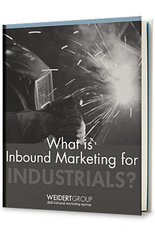 What is Inbound Marketing for Industrial Manufacturers? eBook